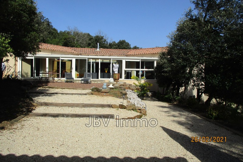Photo Villa Anduze Axe alès-anduze,   achat villa  4 chambres   191m²