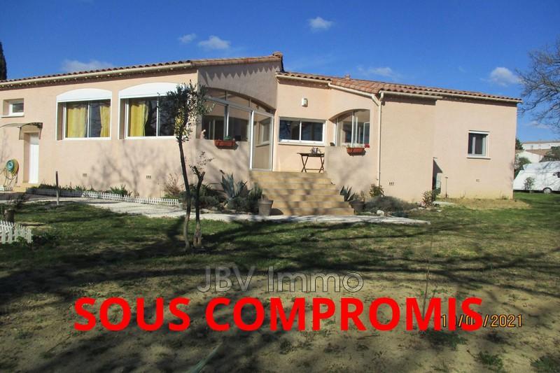 Photo Villa Alès Axe alès-bagnols,   achat villa  3 chambres   121m²