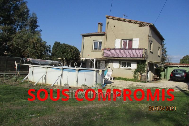 Photo House Alès Centre-ville,   to buy house  3 bedrooms   100m²