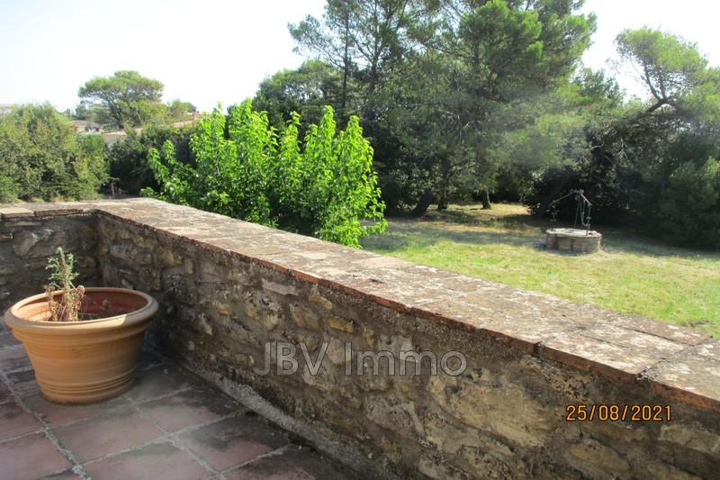 Photo Mas Alès Axe alès-uzes,   achat mas  5 chambres   300m²