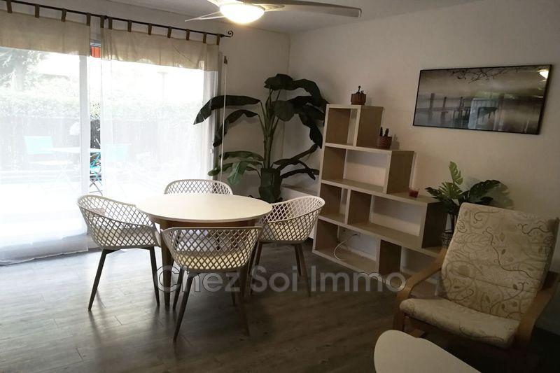 Appartement Cagnes-sur-Mer Pinède,  Location appartement  1 pièce   30m²