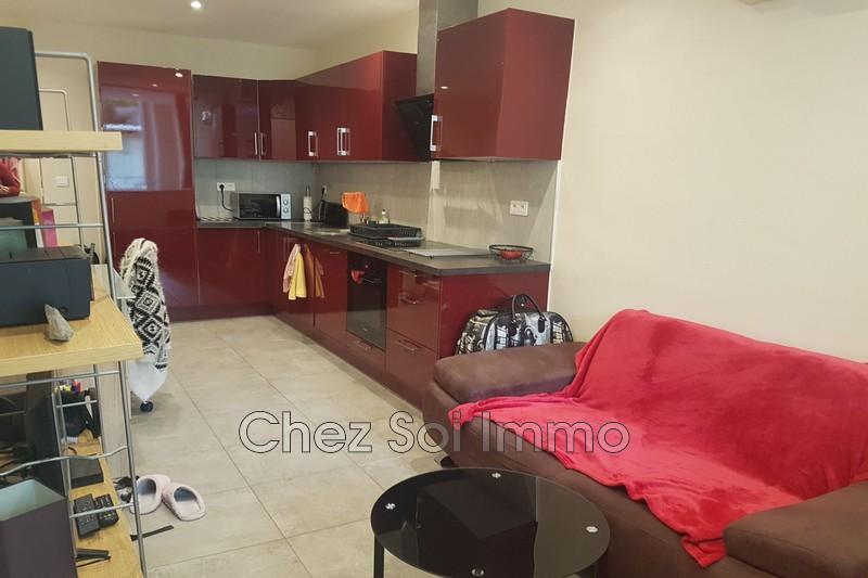 Apartment Nice Vieux nice, place masséna,  Location saisonnière apartment  1 room   30m²