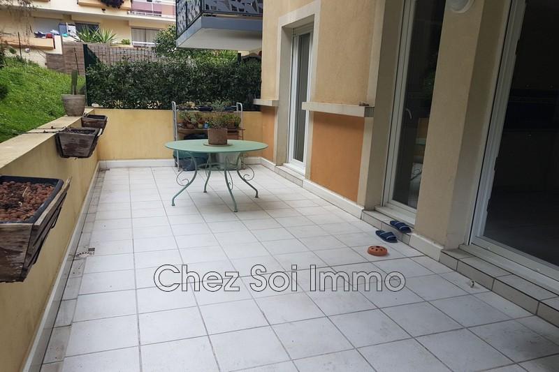 Appartement Cagnes-sur-Mer Polygone,  Location appartement  2 pièces   45m²