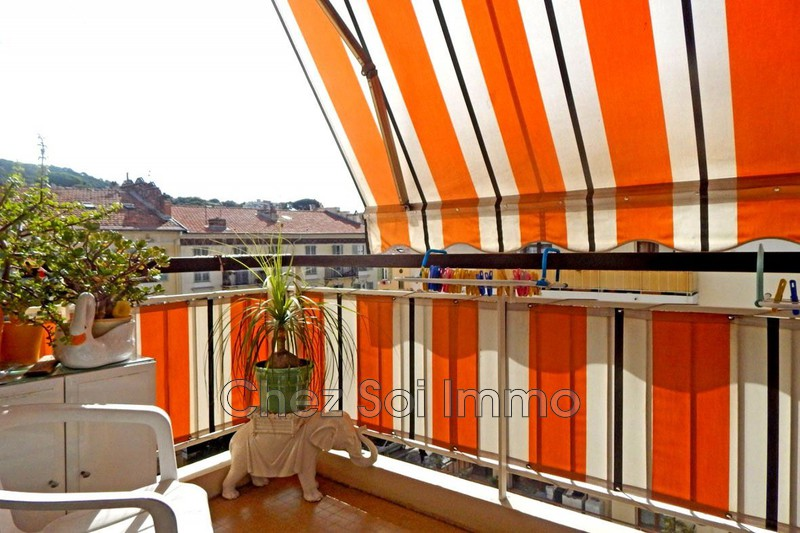 Apartment Nice Nice riquier,   to buy apartment  2 rooms   63m²