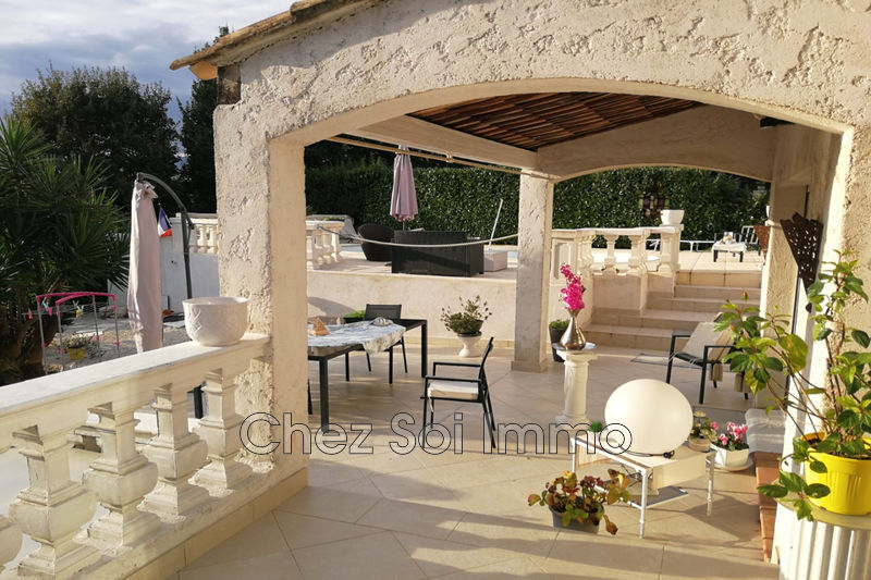 Photo Villa Cagnes-sur-Mer   to buy villa  3 bedrooms   295 m²