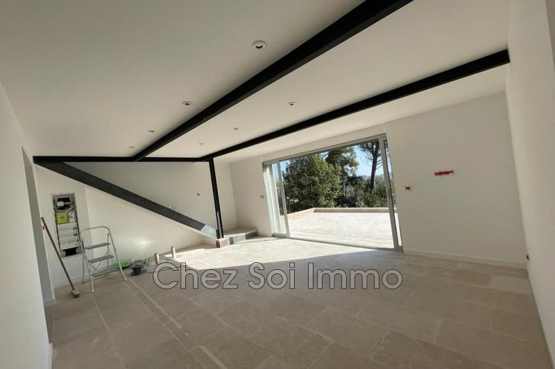 Appartement La Colle-sur-Loup Centre-ville,   achat appartement  4 pièces   90m²