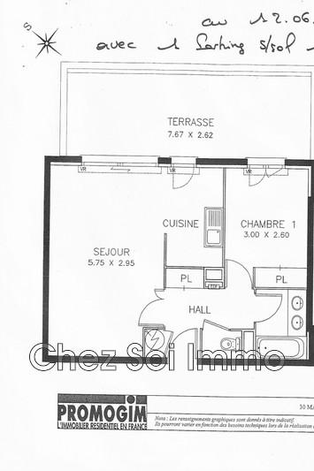 Photo Apartment Cagnes-sur-Mer Saint jean polygone,   to buy apartment  2 rooms   45m²