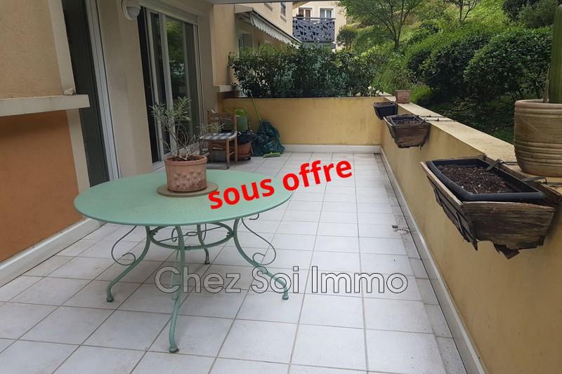 Appartement Cagnes-sur-Mer Saint jean polygone,   achat appartement  2 pièces   45m²