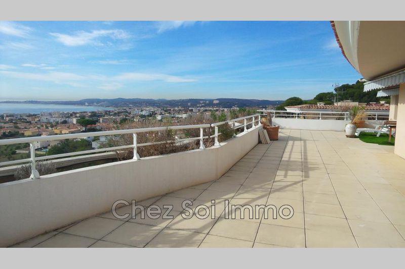 Villa sur le toit Saint-Laurent-du-Var Plateaux fleuris,   achat villa sur le toit  4 pièces   124m²