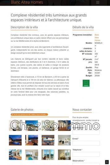 Apartment Cumbre del Sol   to buy apartment  4 rooms   339m²