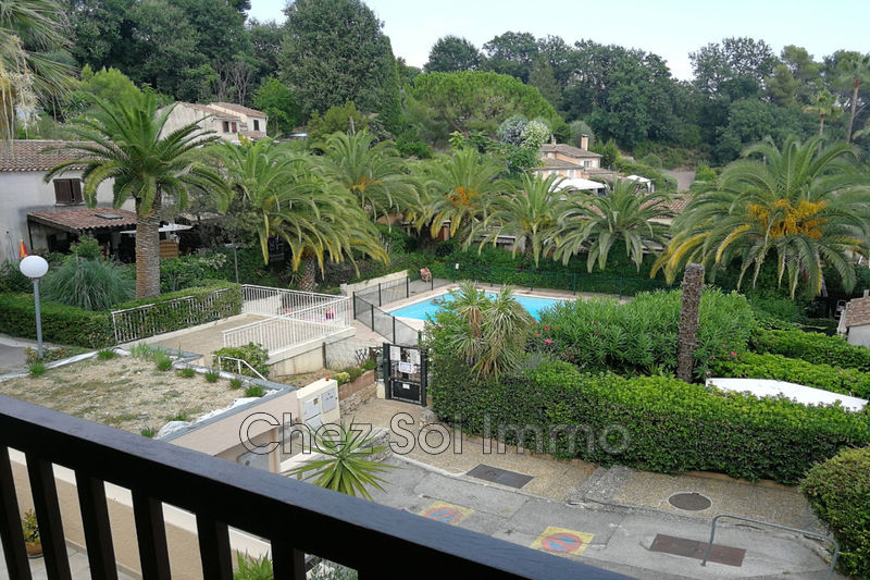 Photo Apartment Cagnes-sur-Mer Hubac,   to buy apartment  2 rooms   32 m²