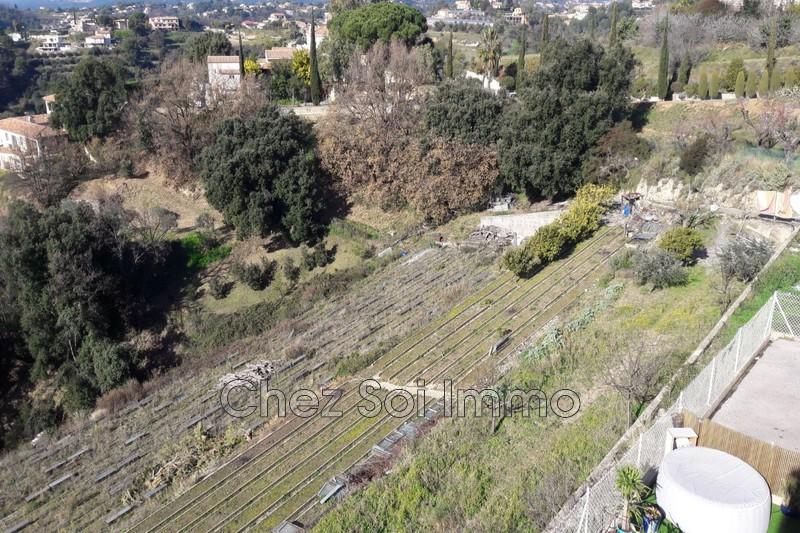 Photo n°3 - Vente terrain à bâtir Cagnes-sur-Mer 06800 - 472 500 €