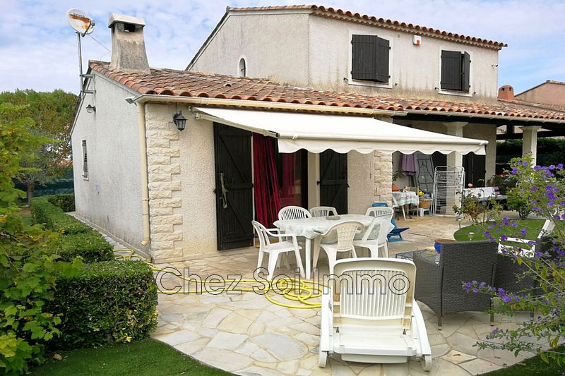 Villa Antibes Bréguières,   achat villa  4 chambres   110m²