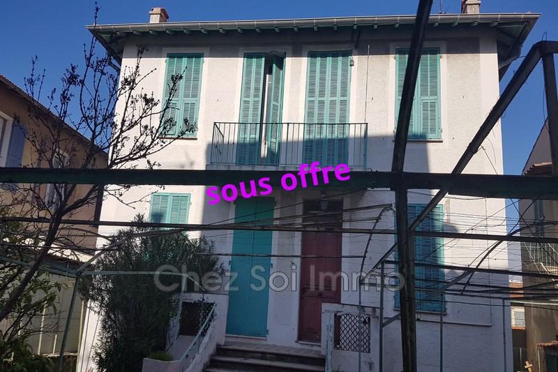 Photo Villa Cagnes-sur-Mer Cros de cagnes,   achat villa  5 chambres   160m²