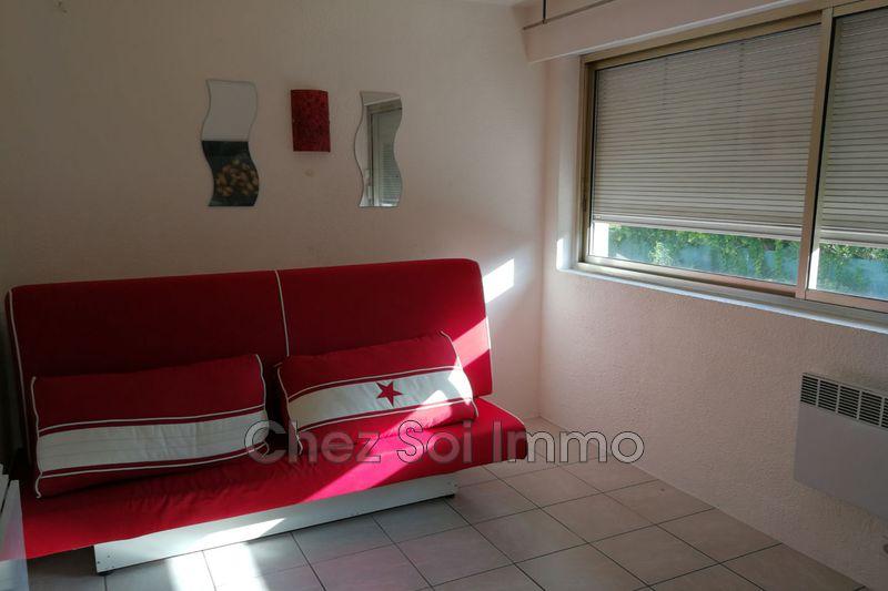 Appartement Villeneuve-Loubet Marina baies des anges,   achat appartement  1 pièce   15m²