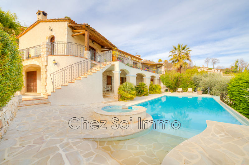Villa Tourrettes-sur-Loup   to buy villa  5 bedrooms   276 m²