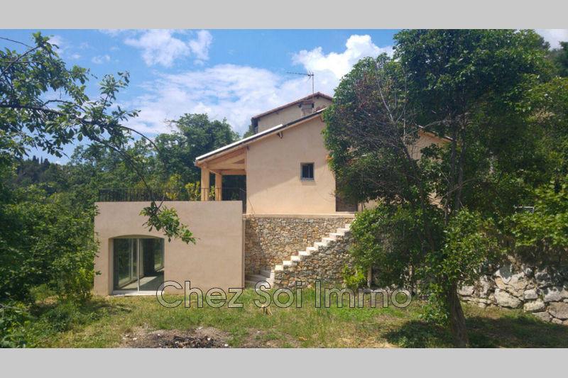 Photo Maison Châteauneuf-Grasse   achat maison  3 chambres   156m²
