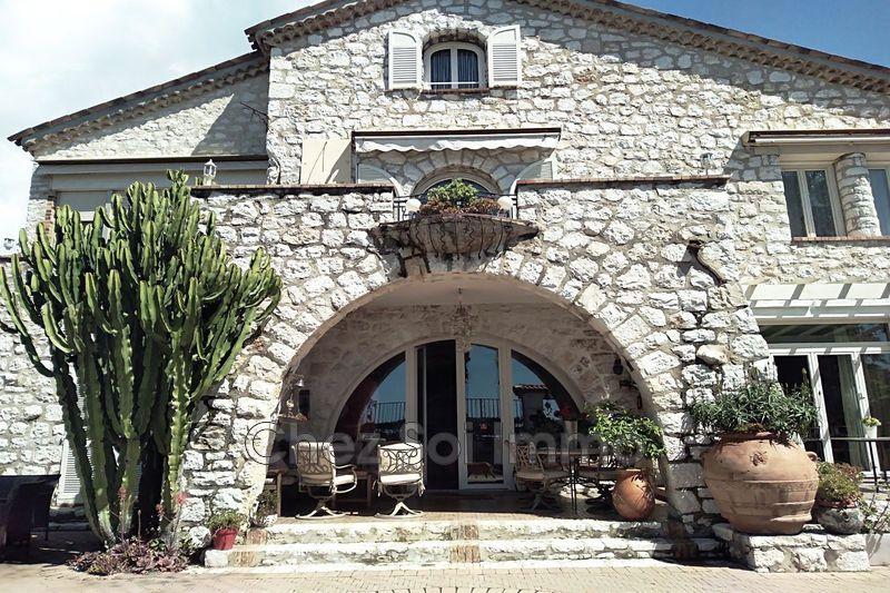 Photo n°2 - Vente Maison demeure de prestige Cagnes-sur-Mer 06800 - 2 730 000 €