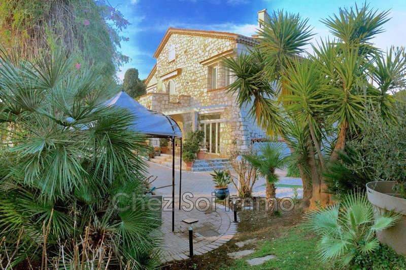 Photo n°1 - Vente Maison demeure de prestige Cagnes-sur-Mer 06800 - 2 730 000 €