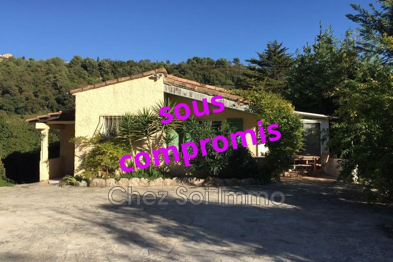 Villa Cagnes-sur-Mer Les salles,   achat villa  2 chambres   80m²