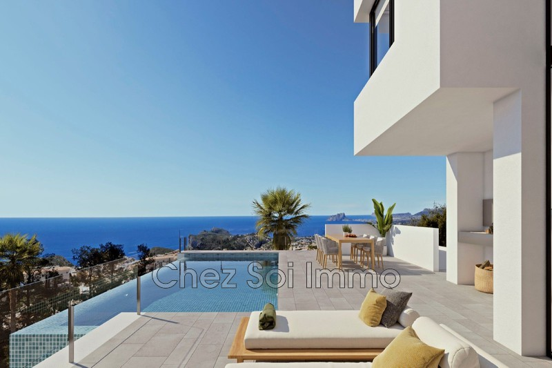 Villa Cumbre Del Sol   to buy villa  3 bedrooms   175 m²