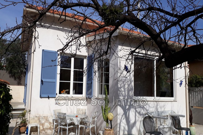 Photo Villa Cagnes-sur-Mer Cros de cagnes,   to buy villa  2 bedrooms   67 m²
