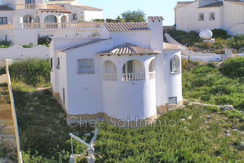Villa Cumbre del Sol   to buy villa  2 bedrooms   74 m²
