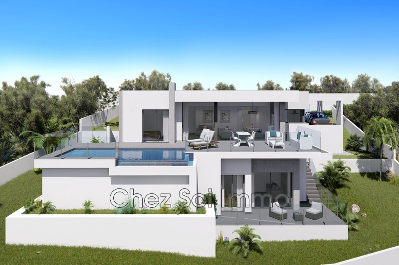 Villa Cumbre del Sol   to buy villa  3 bedrooms   124 m²