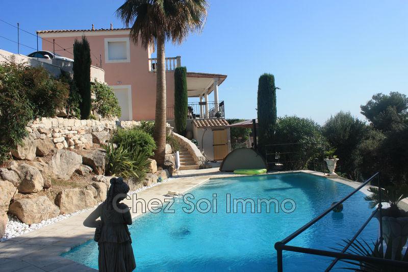 Villa Cagnes-sur-Mer Collettes,   achat villa  4 chambres   240m²