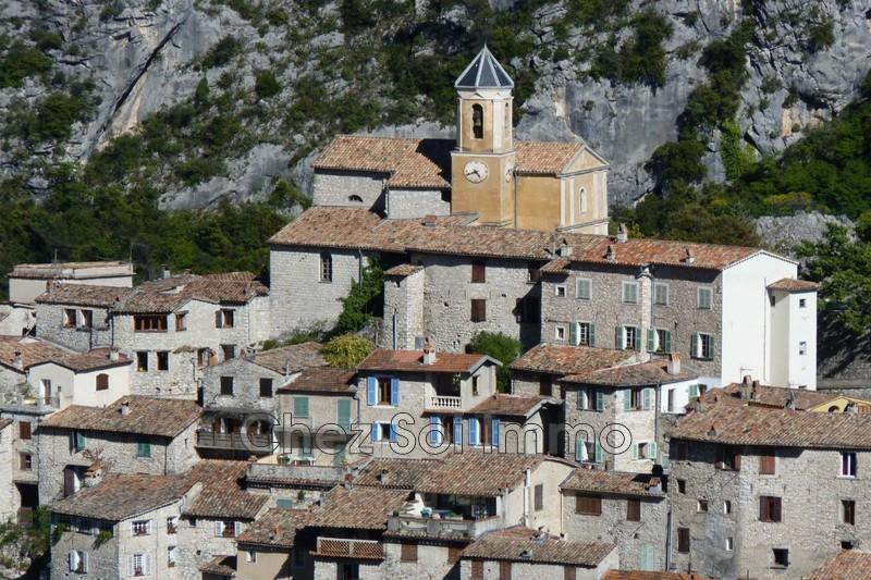 Photo n°2 - Vente maison de village Peillon 06440 - 230 000 €
