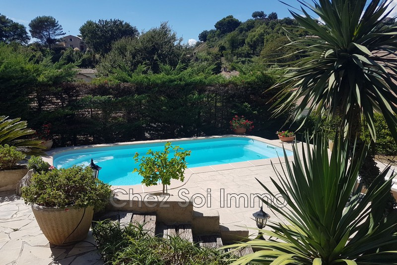 Photo House Cagnes-sur-Mer Proche centre ville,   to buy house  4 bedrooms   140 m²
