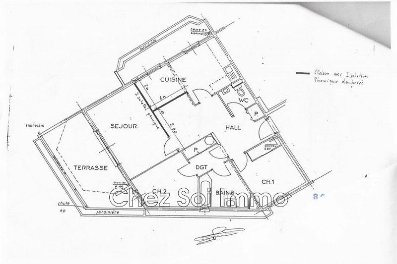 Photo Appartement Saint-Laurent-du-Var Tzanck,   achat appartement  4 pièces   78m²