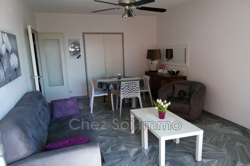 Photo Apartment Cagnes-sur-Mer Hippodrome,   to buy apartment  2 rooms   50 m²