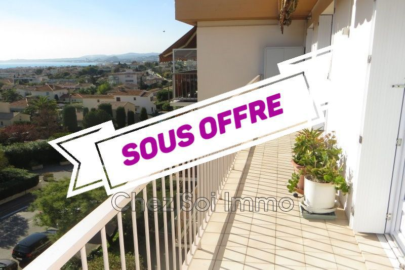 Appartement Cagnes-sur-Mer   achat appartement  3 pièces   80m²