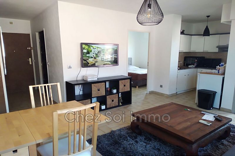 Apartment Golfe-Juan Golfe juan mer,   to buy apartment  2 rooms   40 m²