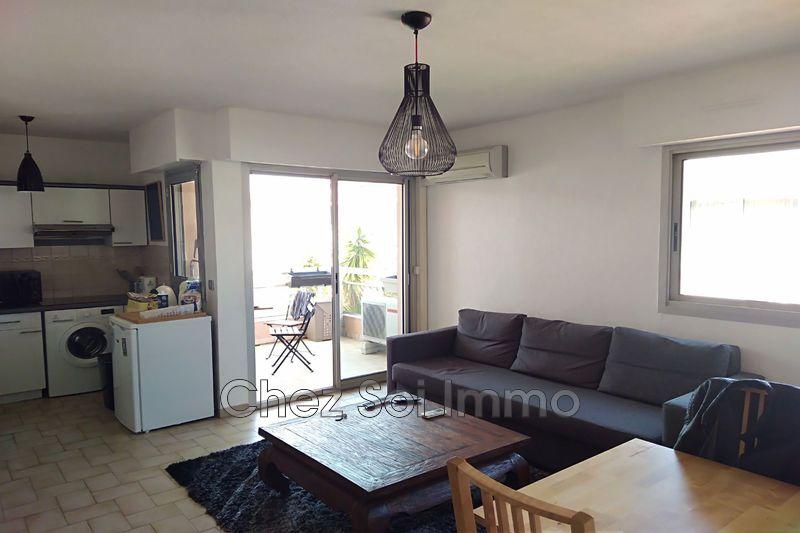 Photo Apartment Golfe-Juan Golfe juan mer,   to buy apartment  2 rooms   40m²