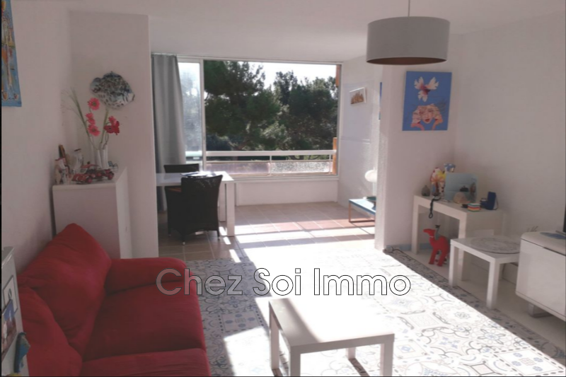 Apartment Villeneuve-Loubet Ginestieres,   to buy apartment  3 rooms   66 m²