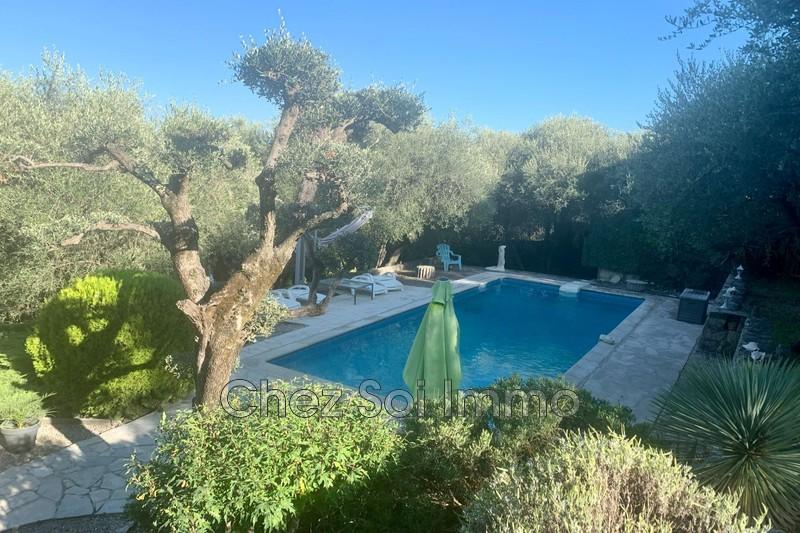 Photo Villa Le Tignet   achat villa  4 chambres   170m²
