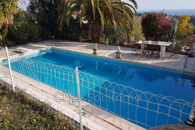 Photo Contemporary house Cagnes-sur-Mer Haut val fleuri,   to buy contemporary house  7 bedroom   270 m²