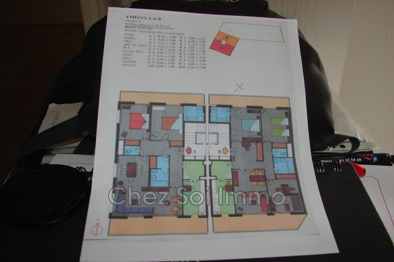 Photo Apartment Vence Centre ville,   to buy apartment  4 room   96 m²