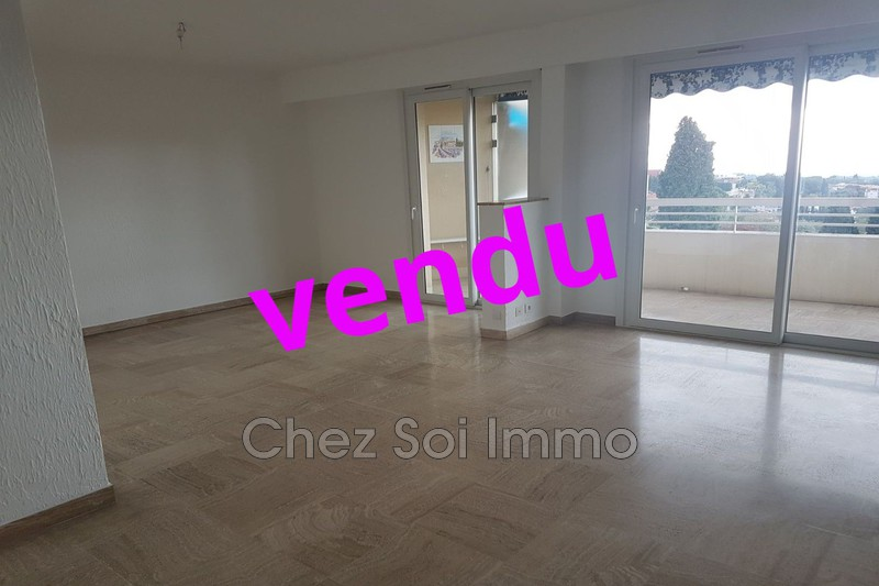 Apartment Vence Centre ville,   to buy apartment  4 rooms   90 m²