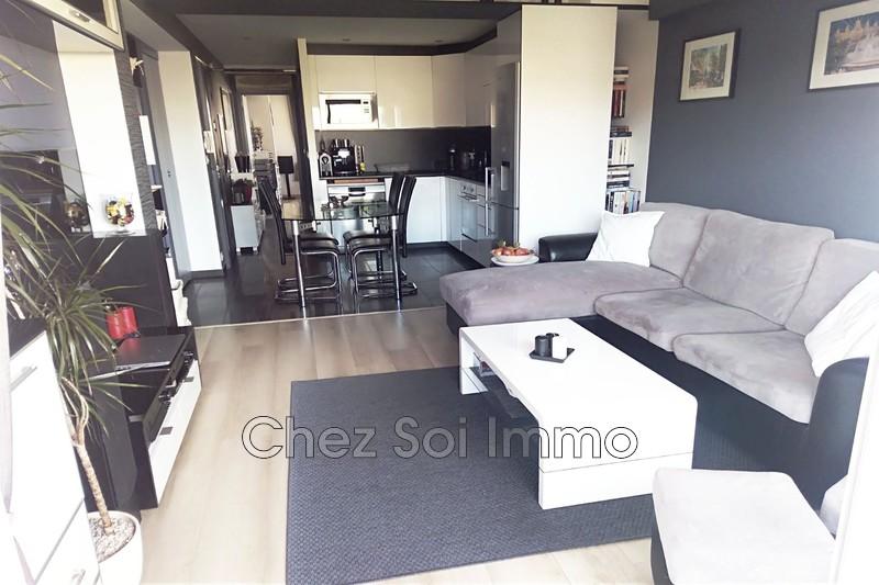 Appartement Cagnes-sur-Mer Centre-ville,   achat appartement  4 pièces   62m²