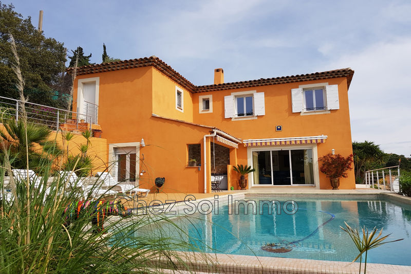 Photo Villa Cagnes-sur-Mer Plateaux fleuris,   to buy villa  6 bedrooms   180 m²