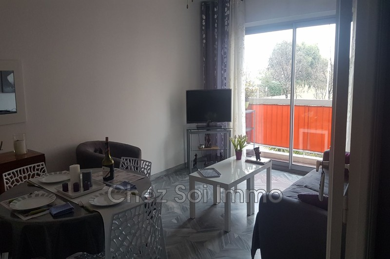Photo n°2 - Vente appartement Cagnes-sur-Mer 06800 - 230 000 €