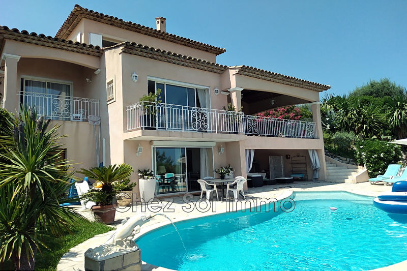 Photo Villa Villeneuve-Loubet   to buy villa  4 bedrooms   240 m²