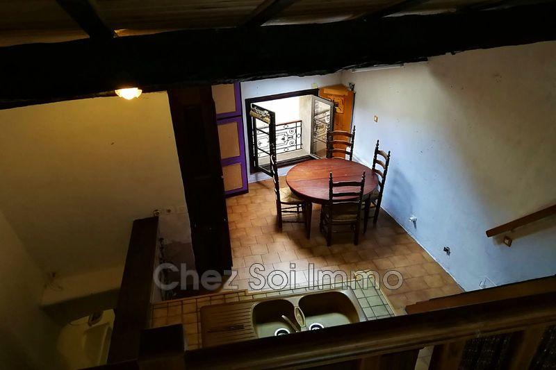 Maison de village Saint-Jeannet Centre-ville,   achat maison de village  1 chambre   72m²