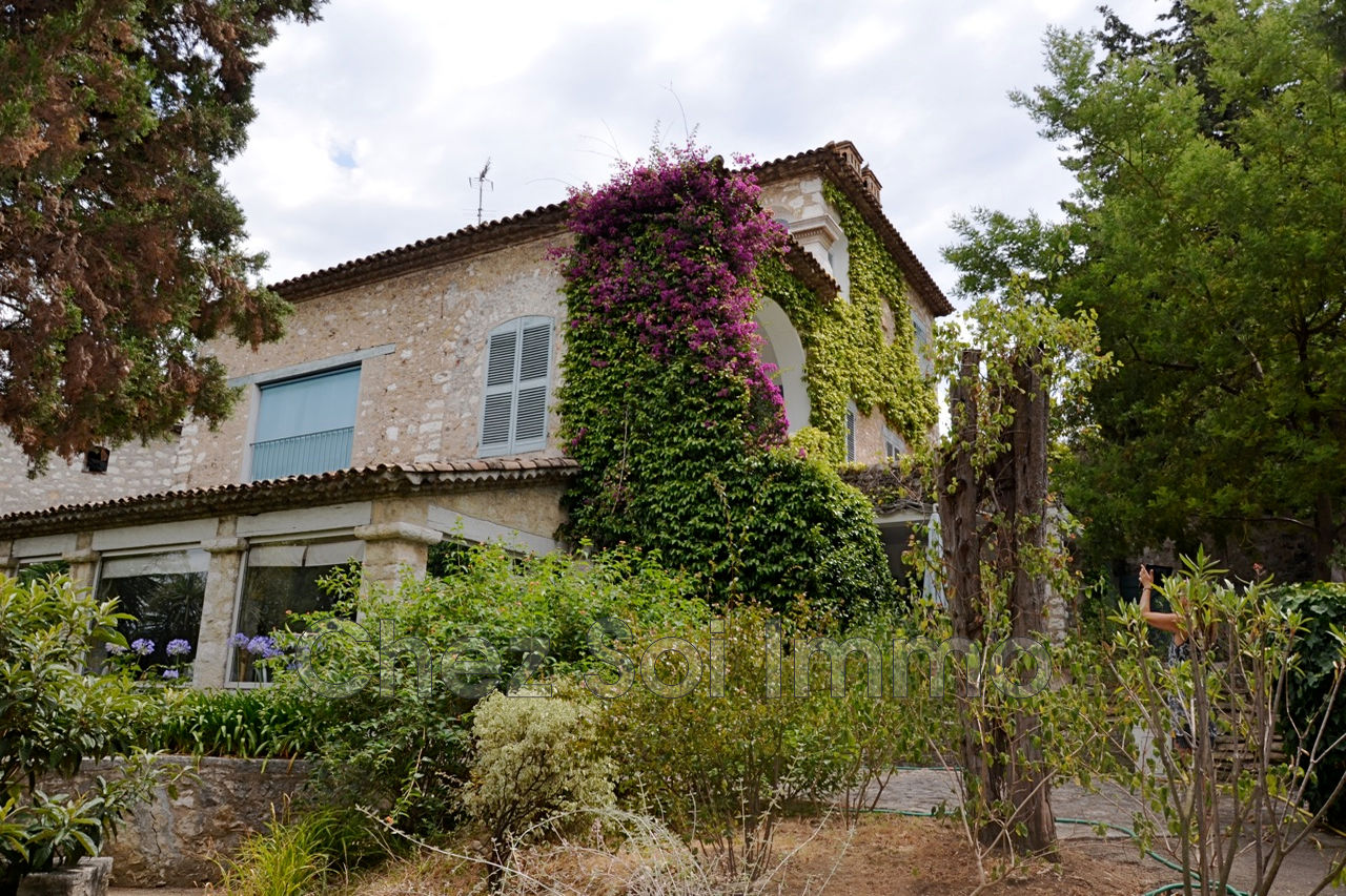 Vente Maison villa Cagnes-sur-Mer 06800 - 937 500 € - Twimmo.com