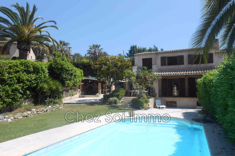 Photo Villa Cagnes-sur-Mer Hubac,   to buy villa  5 bedrooms   130 m²