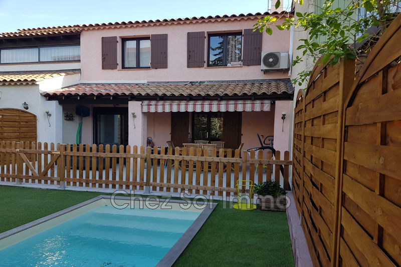 Photo House Cagnes-sur-Mer Val fleuri,   to buy house  2 bedrooms   76m²