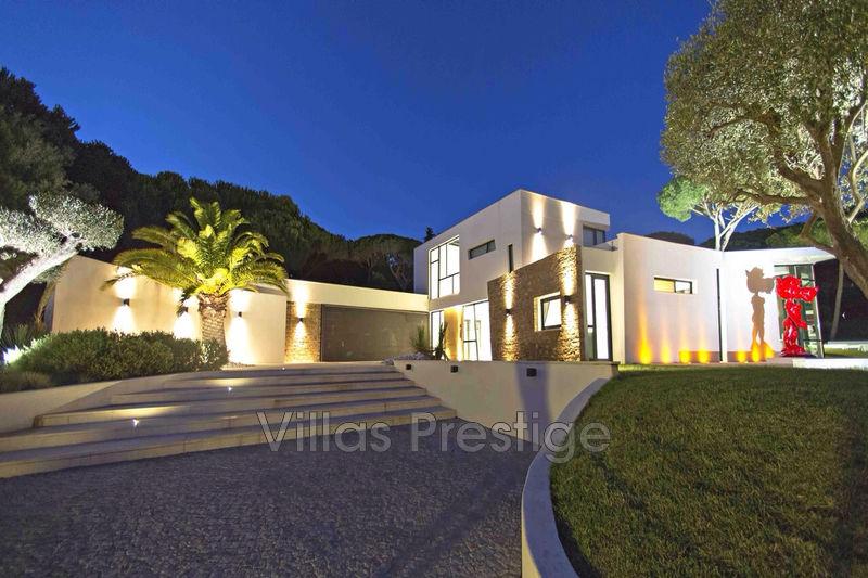 Photo Maison contemporaine Ramatuelle Proche plages,  Location saisonnière maison contemporaine  8 chambres   800m²